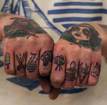 Minimal Finger Ink