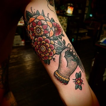 Tattoo By Ash