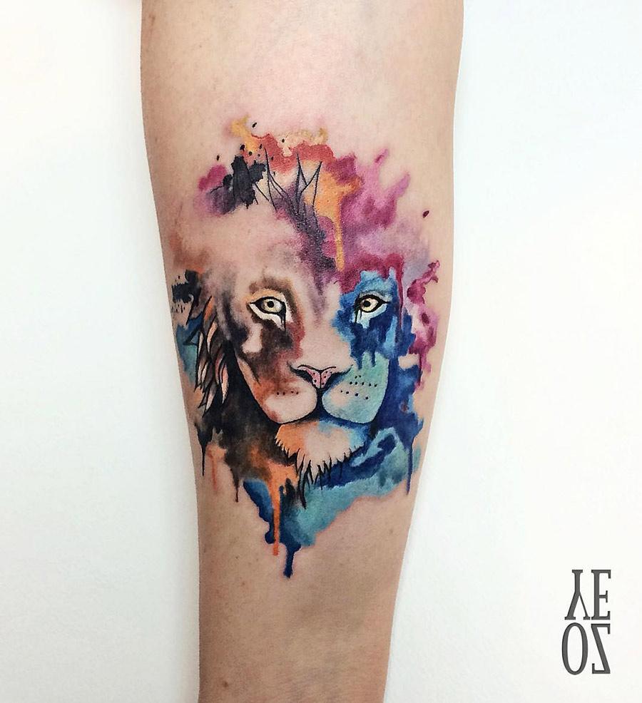 Girl Angel Tattoo Designs