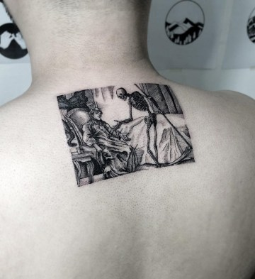 Death Tattoo