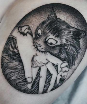 Bitey Kitty