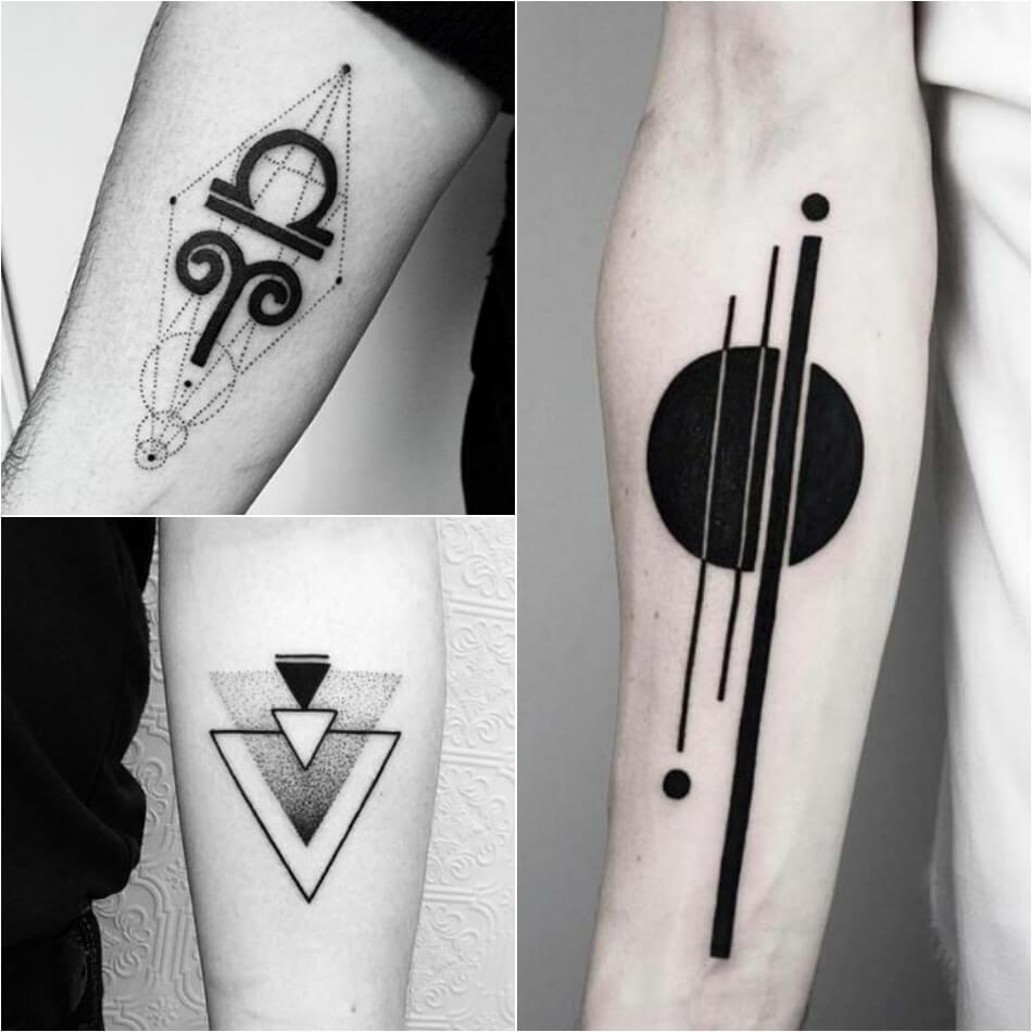 геометрические тату на запястье все что вы хотели узнать о тату