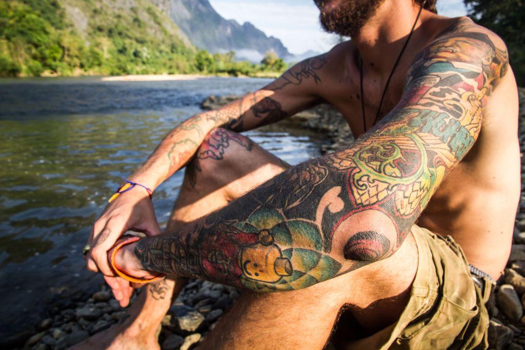 Houd je tattoo mooi in de zon