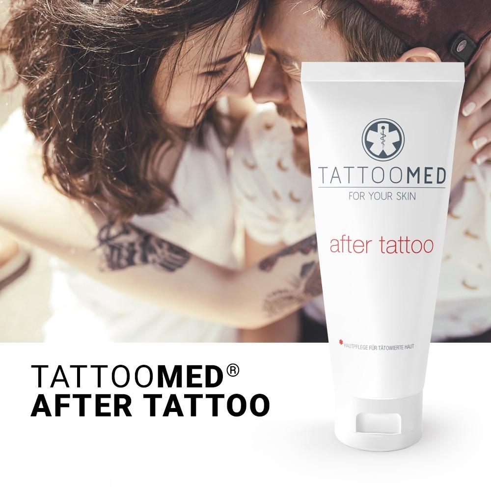 After tattoo | TattooMed
