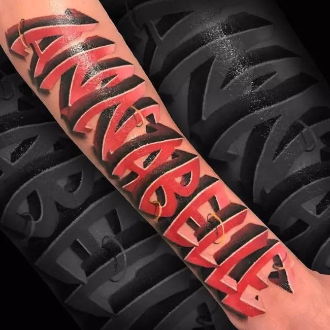 graffiti tattoo