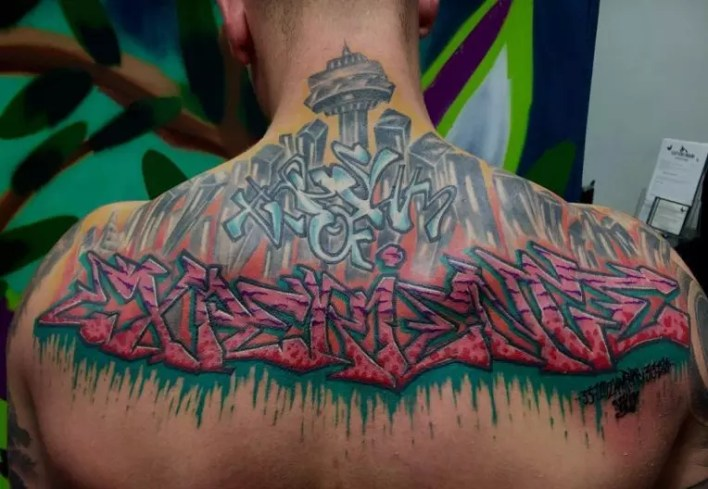 Graffiti Tattoo 101