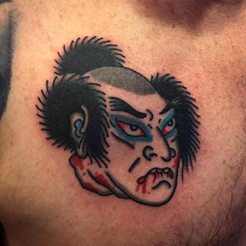75 Best Japanese Samurai Tattoo Designs Meanings 2019