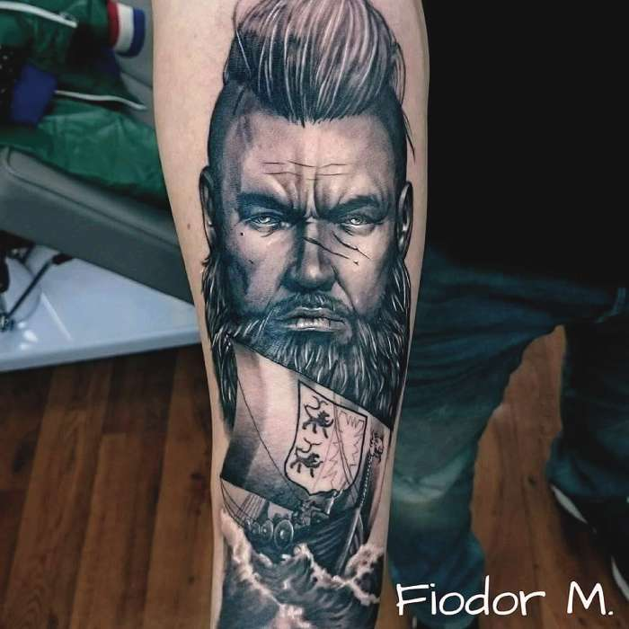 Tattoo By Felix In Augsburg Tattoo Spirit