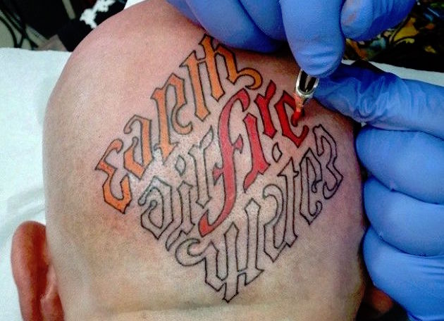 38 Ambigram Tattoos You Ll Have To See To Believe