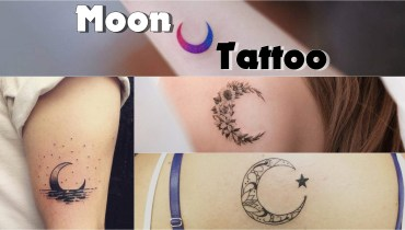Moon_tattoo_0  150+ Unique Moon Tattoo Design Ideas You can Try in 2020 Moon Tattoo 0