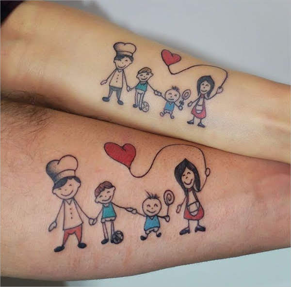 Family_tattoos_67948492  80+ Amazing Family Tattoos with Meanings family tattoos 67948492