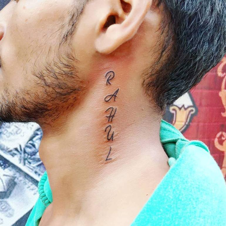 Name_tattoos_67948446  50+ Incredible Name Tattoo Design, Size, Place Ideas for You! name tattoos 67948446