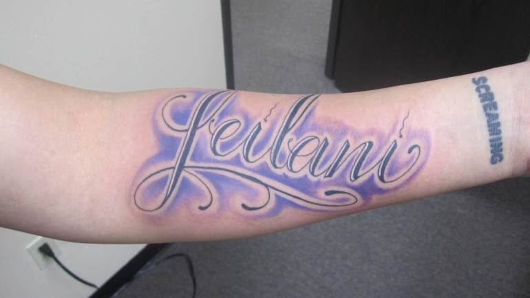 Name_tattoos_67948470  50+ Incredible Name Tattoo Design, Size, Place Ideas for You! name tattoos 67948470