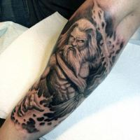 20 Greek God Tattoos