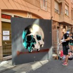 hacho crane palencia infame san antolin arte urbano exposición bares con arte