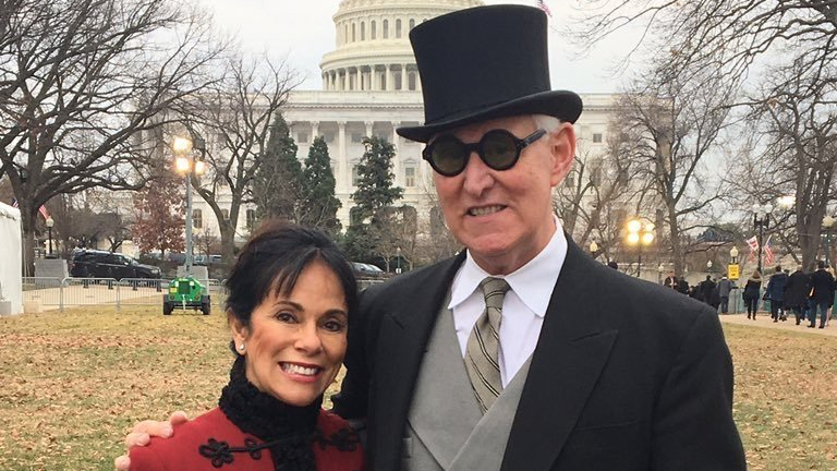 roger stone inauguration day