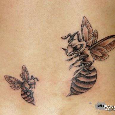 ハチ bee