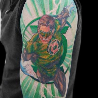 アメコミ グリーンランタン Green Lantern DC comics