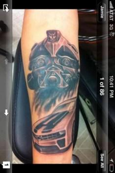 transformers tatoo ideas