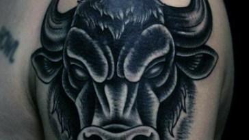 , Bull Tattoo TOP 169! Les meilleurs tatouages de taureau jamais encrés sur la peau
