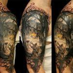 , Tendance Tattoo : Tatouage épaule homme magnifique (40 photos)