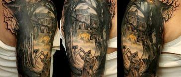tatouage épaule homme, Tendance Tattoo : Tatouage épaule homme magnifique (40 photos)