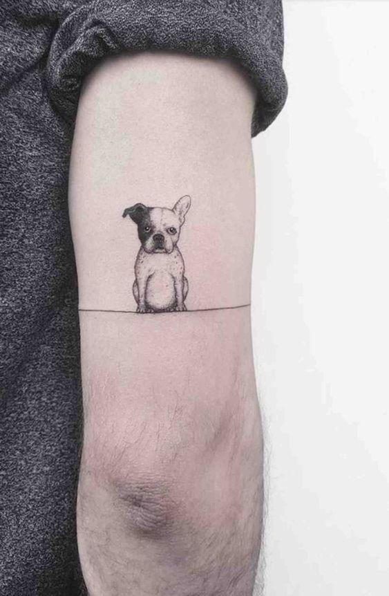 Admirable tatouage