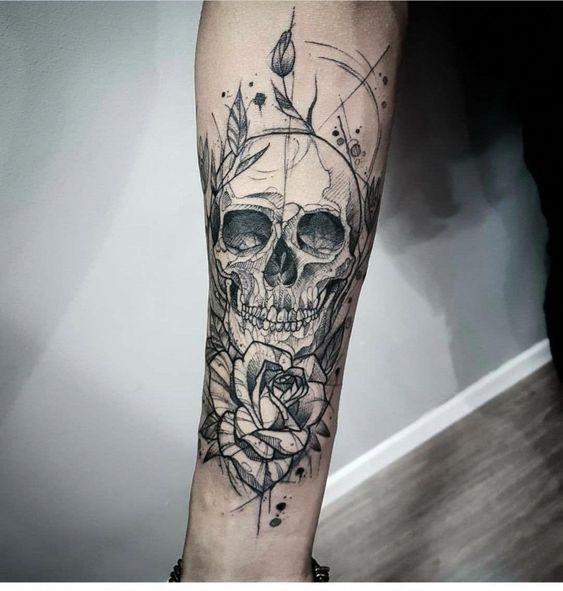 Magnifique tattouage