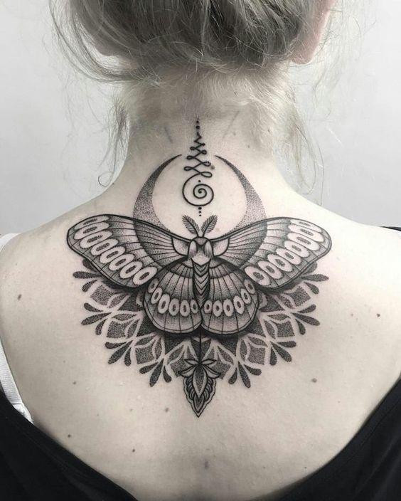 Inspirez-vous du tatouage mandala !
