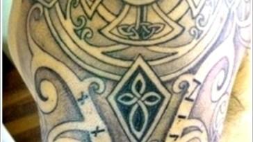 , Dessin Tribal : 30 conceptions de tatouage celtique qui font ressortir vos instincts intérieurs!  (En images)