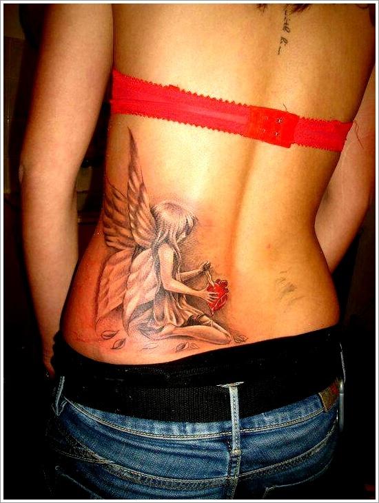 dessins de tatouage de fée (39)