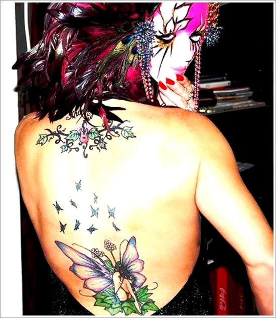 dessins de tatouage de fée (33)