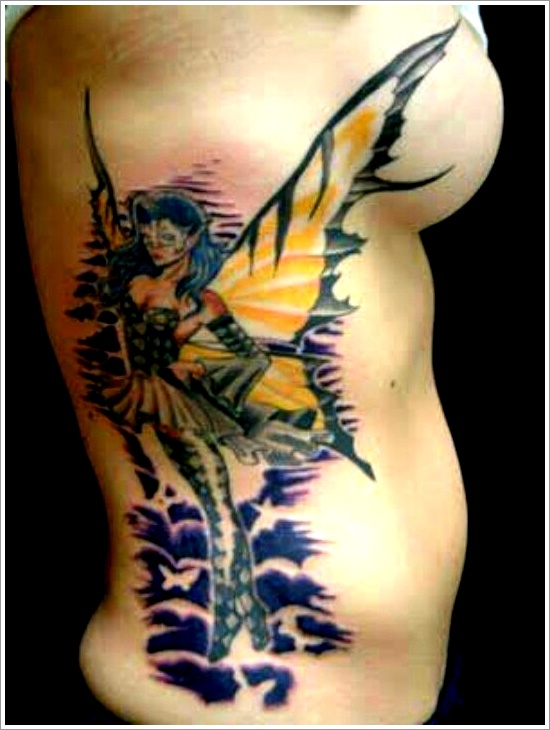 dessins de tatouage de fée (35)