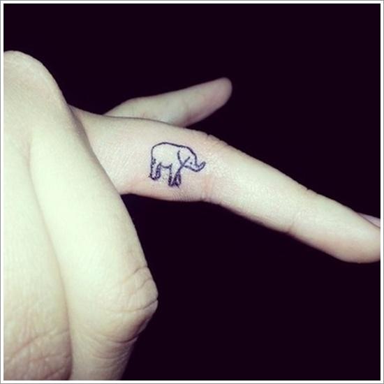 tatouage d'éléphant (4)