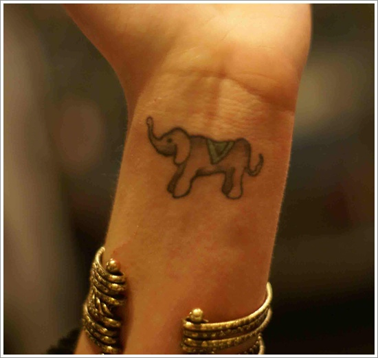 tatouage d'éléphant (13)