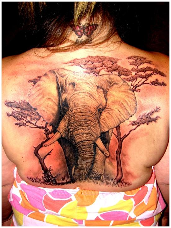 tatouage d'éléphant (27)