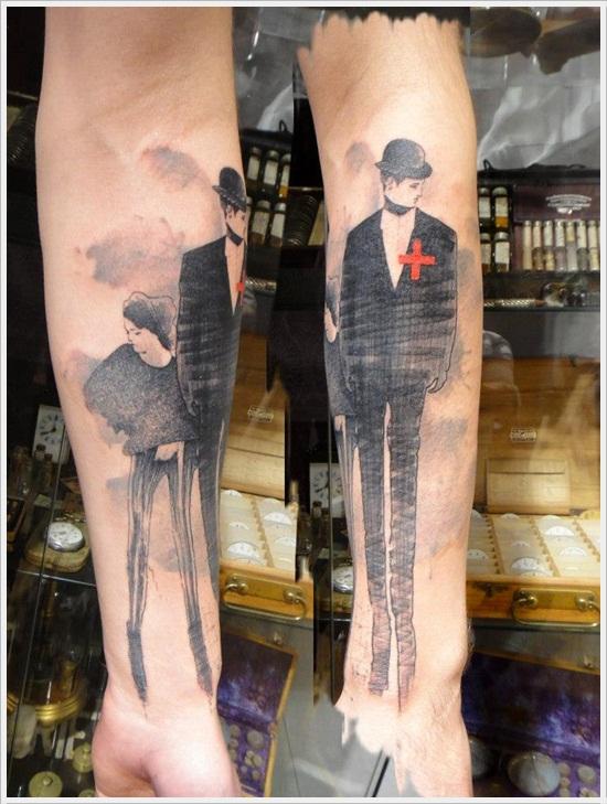 6 dessins de tatouage typiques