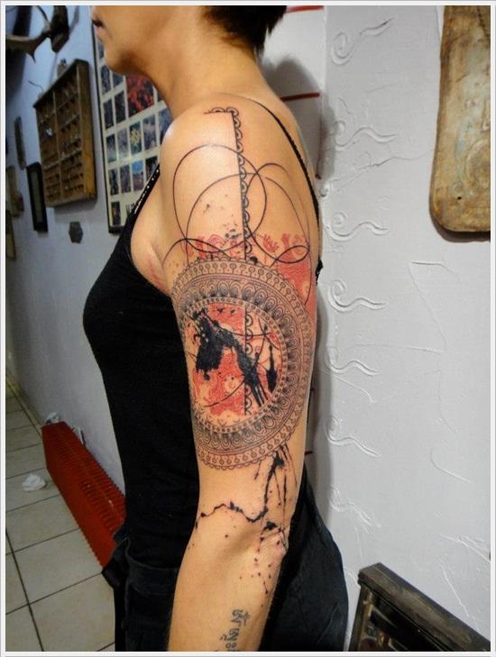 30 dessins de tatouage typiques