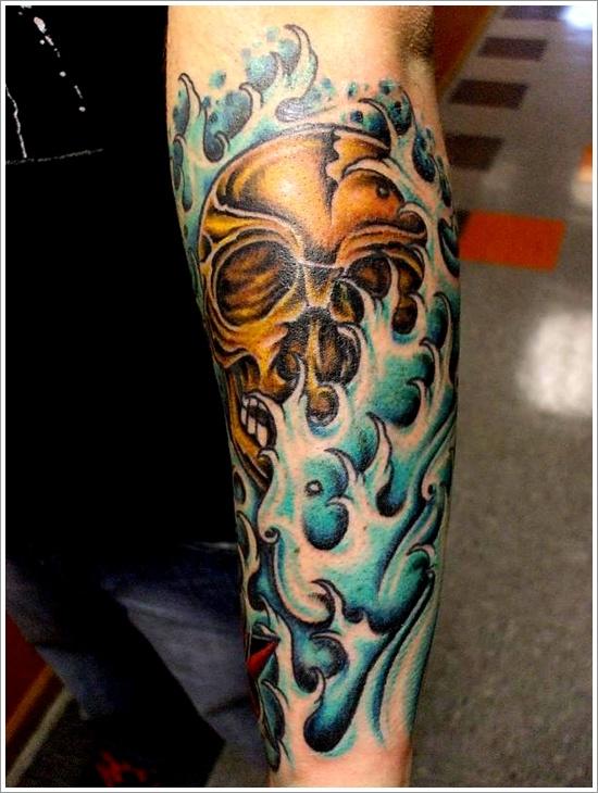 dessins de tatouage d'eau (9)