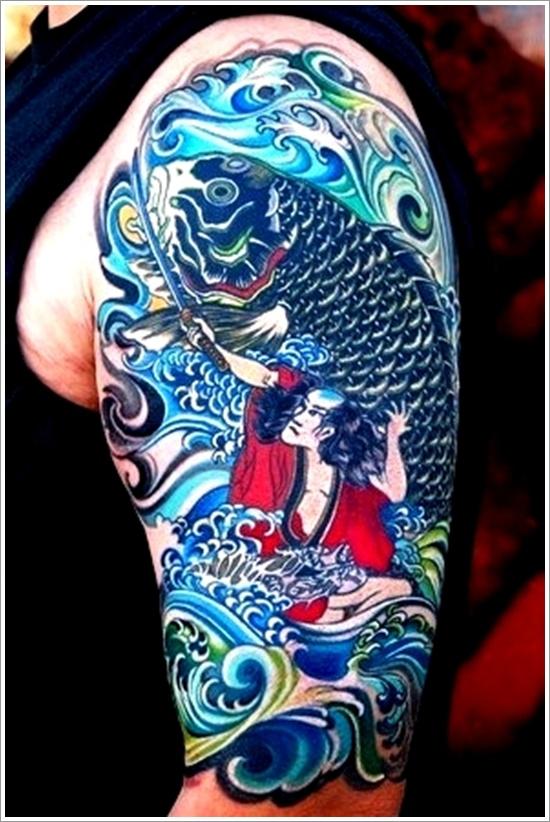 dessins de tatouage d'eau (8)