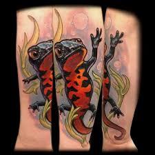 Signification de tatouage de lézard 37