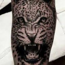 Cheetah Tattoo Signification 2