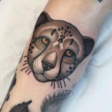 Signification de tatouage de guépard 19