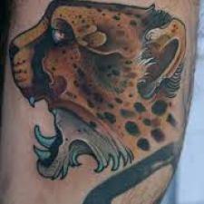 Signification de tatouage de guépard 24