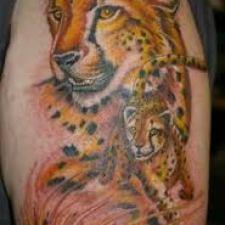 Signification de tatouage de guépard 38