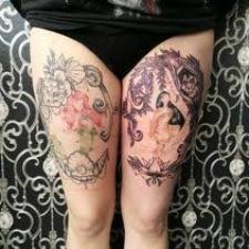 Signification de tatouage de Pocahontas 23