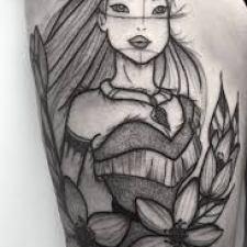 Tatouage Pocahontas Signification 40
