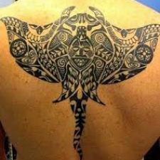Signification de tatouage de raie manta 31