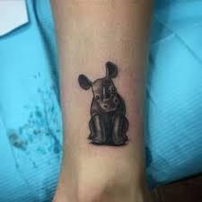 Signification de tatouage de rhinocéros 39