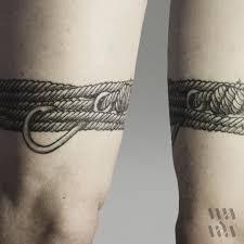 Signification de tatouage de corde 6